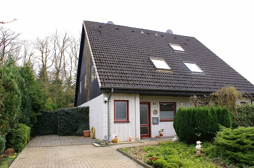 VERKAUFT Modernisierte Doppelhaushälfte in ruhiger Lage