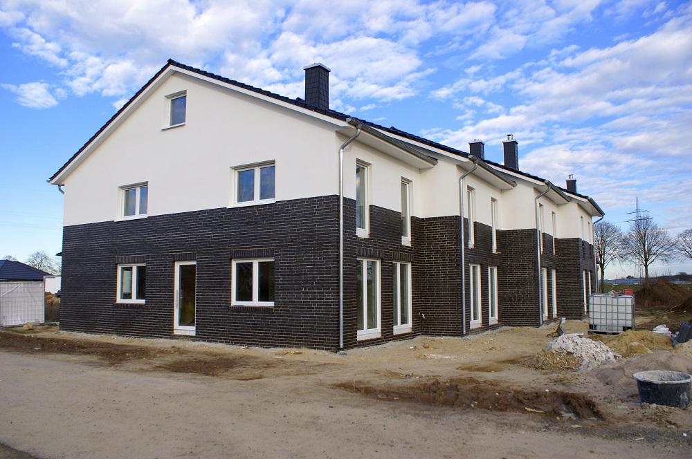 4 Neubau-Reihenhäuser als Kapitalanlage