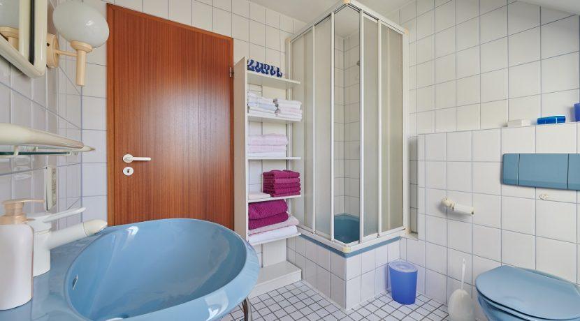 Duschbad im DG II